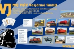MVJ óriásplakát
