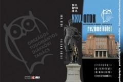 OTDK Rezümé kötet előlapja