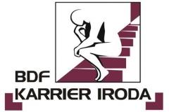 BDF Karrier Iroda logó