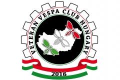 Vetaran Vespa Club Hungary logója