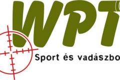 WPT Sport és vadászbolt logó