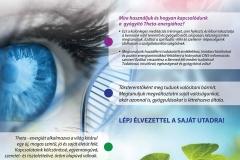 Theta Healing tanfolyam plakátja